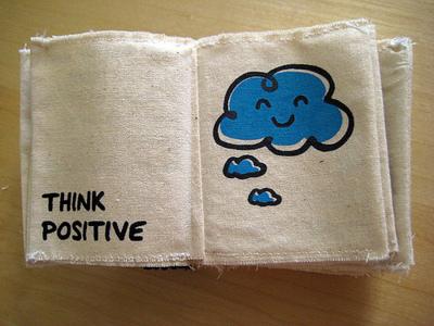 Kumpulan Kata-Kata Mutiara Membantu  Berpikir  Positif